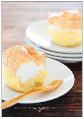 Stonesoup lemon meringue pies