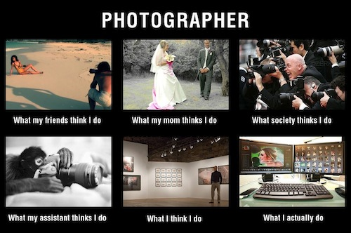 Meme - photographer