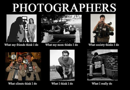 Meme - photographers