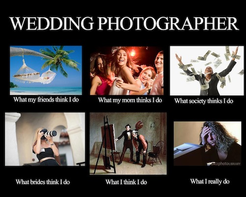Meme - wedding photographer