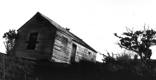 Buckland shed pinhole image