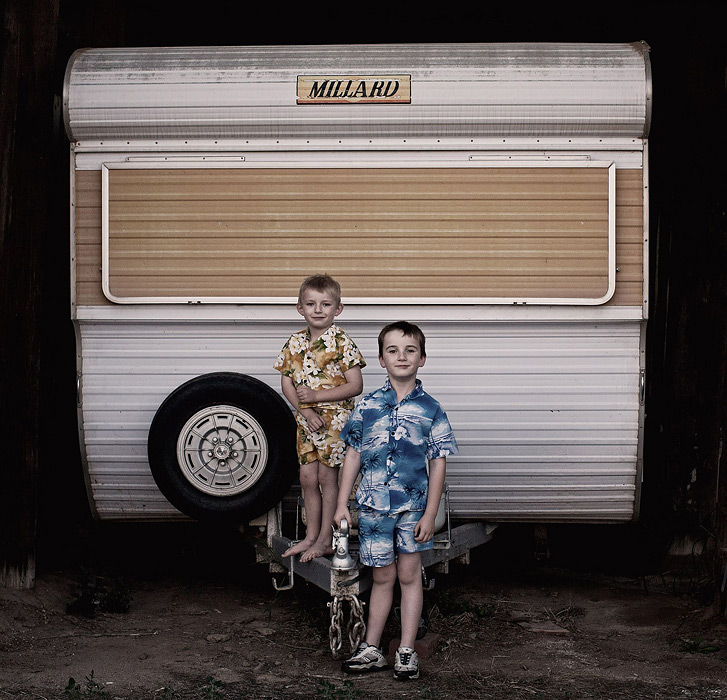 Caravan Kids (by Jennifer Stocks)