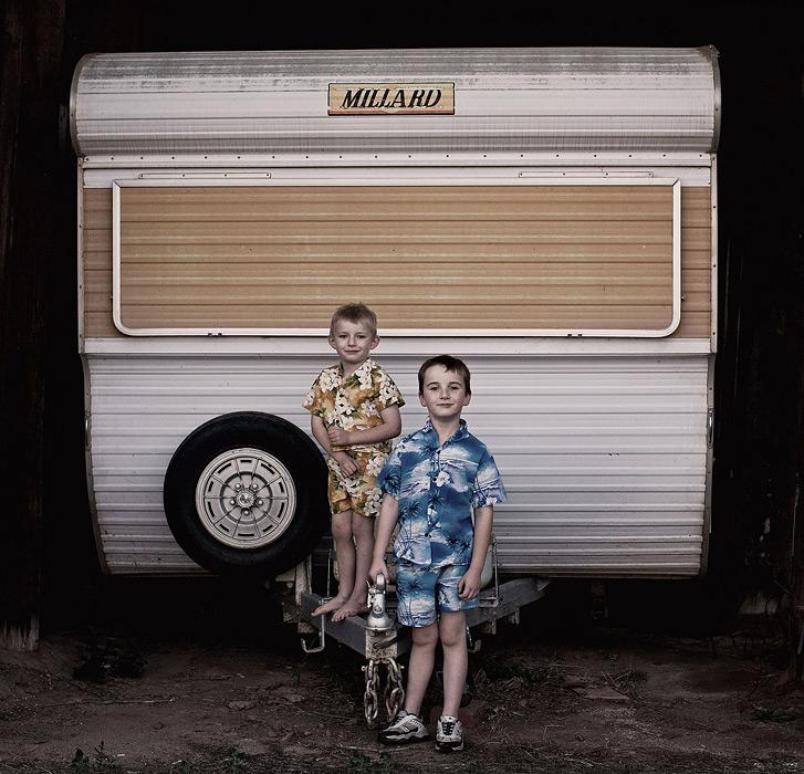 Caravan Kids (by Jennifer Stocks)