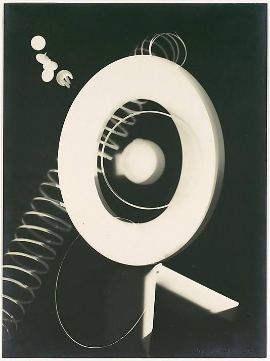 Man Ray rayograph 1922
