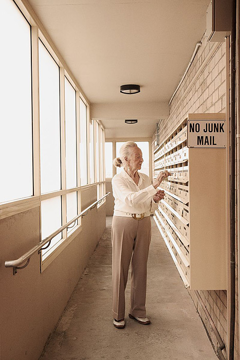 No junk mail (by Juli Balla)