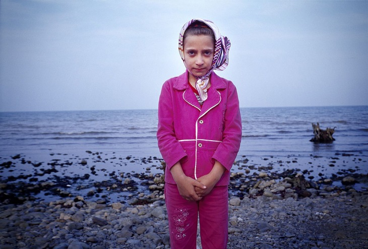 Sayeh- from the series Iranians (by Aletheia Casey)