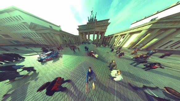 Ball Camera @ Brandenburg Gate