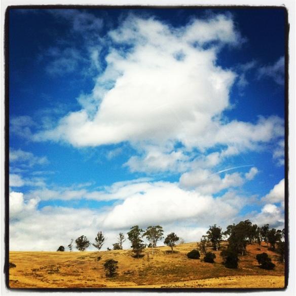 Midlands sky