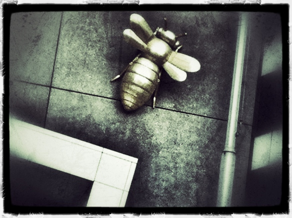 Eureka Tower Bee, Melbourne