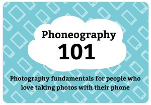 phoneography101