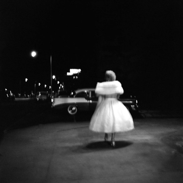 image by Vivian Maier - January 9, 1957, Florida