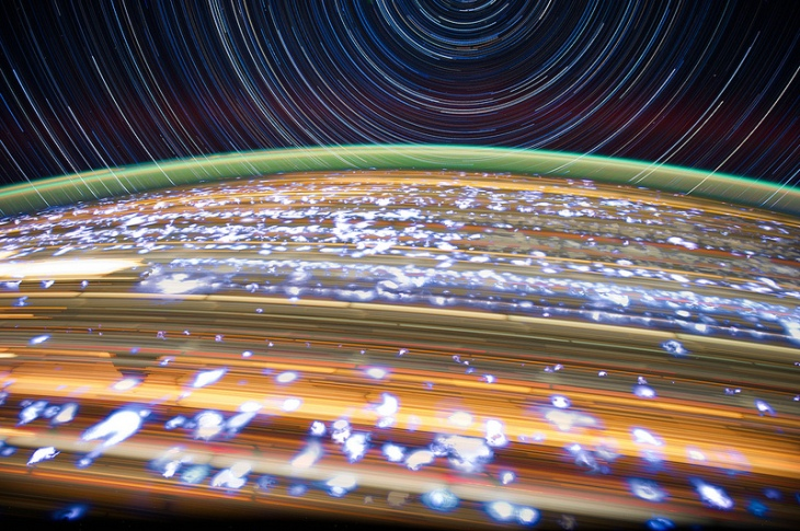 star trails 4