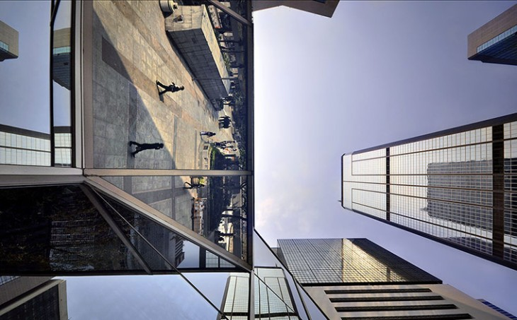Hong Kong's skyscraper