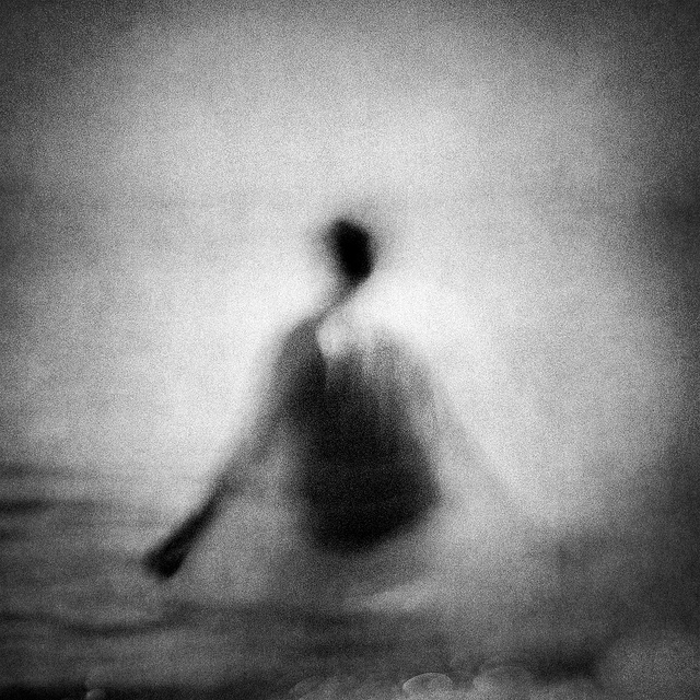 Everything Is Quiet (Over The Surface) by Vangelis Bagiatis