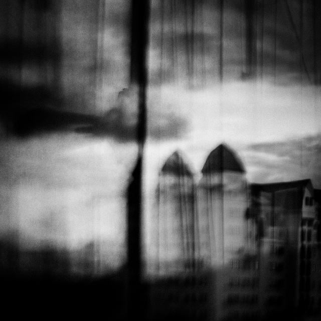 Lonely City by Vangelis Bagiatis