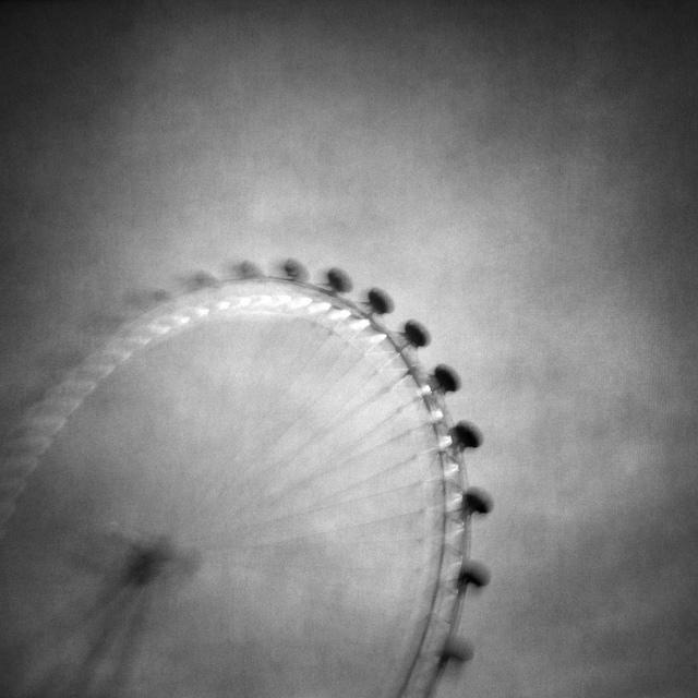 Spinning Round by Vangelis Bagiatis
