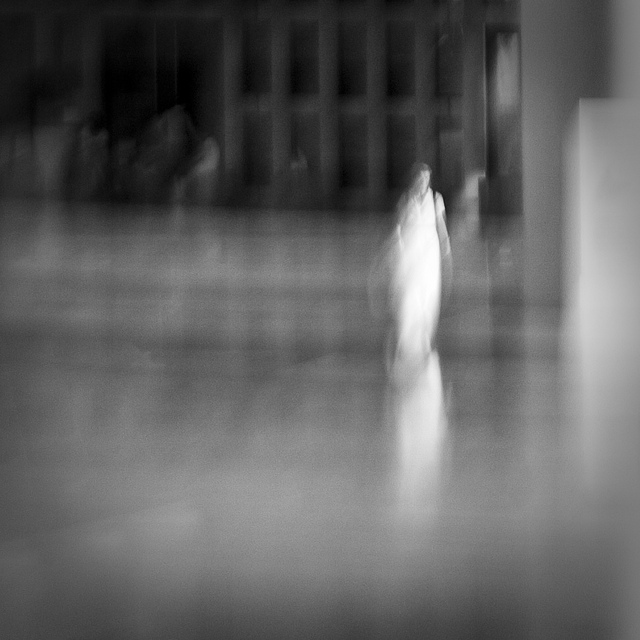 Walking Through Mist by Vangelis Bagiatis